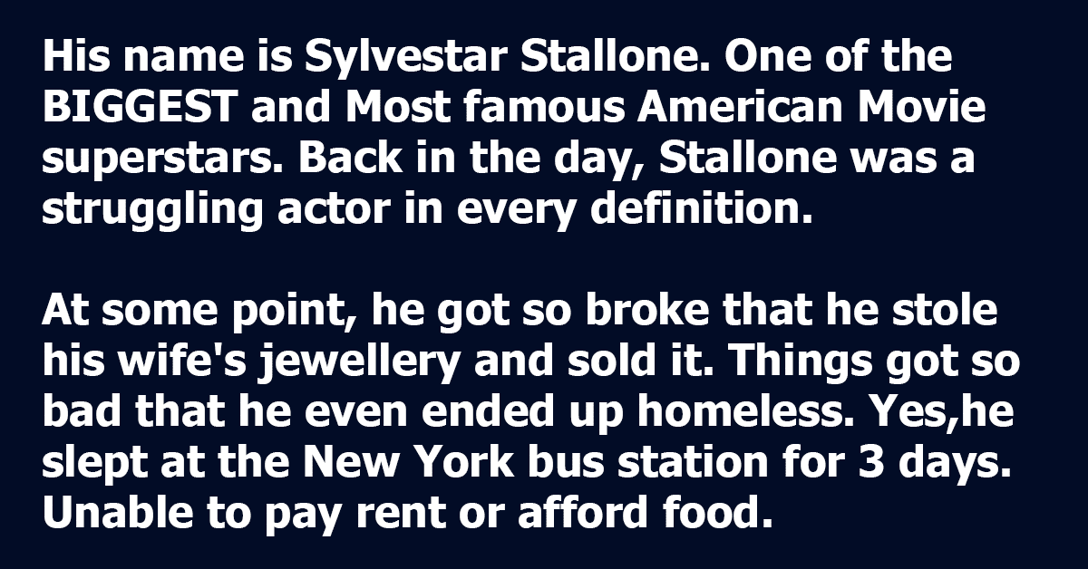 This is one of the SADDEST stories ever told in Hollywood