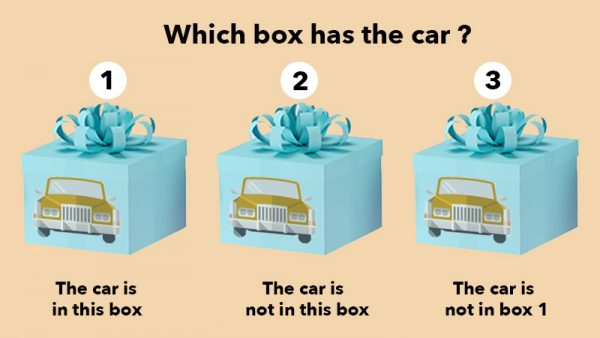 Only 3% of people are able to solve this logical puzzle on the first try, can you?